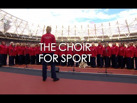 Click to see and hear The Games Maker Choir