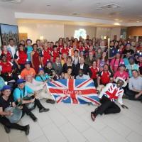 Olympic Bid anniversary - Queen Elizabeth Olympic Park